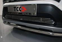 Рамки номерного знака, ТСС, с лого RAV4, cталь