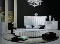 Кровать круглая Амстердам 1085.МО б/о