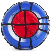 Тюбинг Hubster Ринг Pro синий-красный 110 см