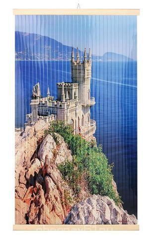 Картина обогреватель на стену Ласточкино гнездо 400Вт