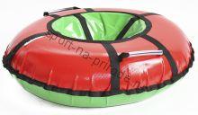 Тюбинг Hubster Ринг Pro красный-зеленый 90 см