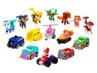 Команда щенков–спасателей (8 героев) + Машинки