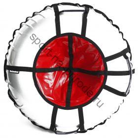 Тюбинг Hubster Ринг Pro серый-красный 120 см