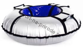 Тюбинг Hubster Ринг Pro серый-синий 90 см
