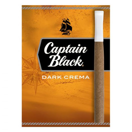 Сигариллы Captain Black tip(8) Dark Crema