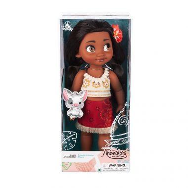 Кукла Моана в детстве Аниматорс Animators' Collection Дисней