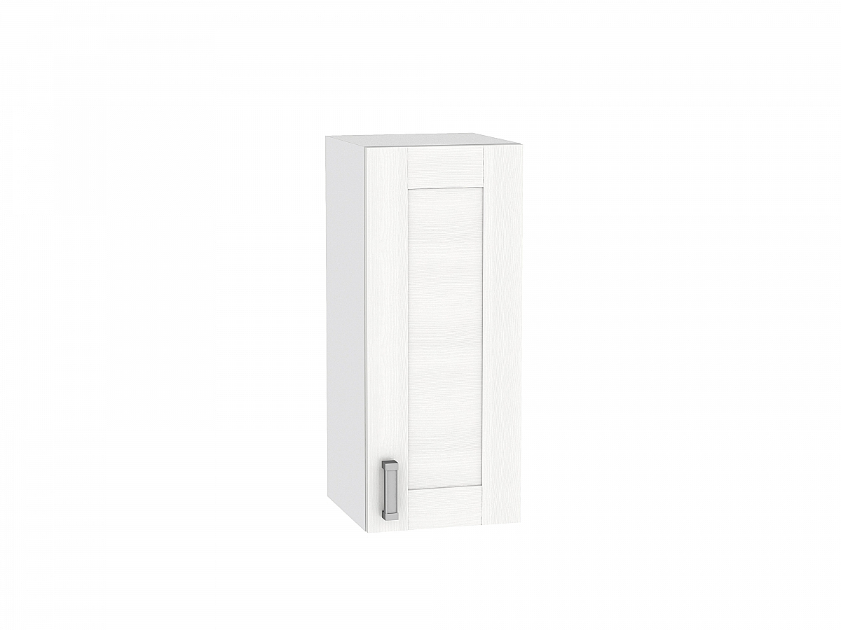 Шкаф верхний Лофт В309 (Snow Veralinga)