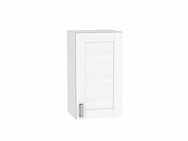 Шкаф верхний Лофт В400 (Snow Veralinga)