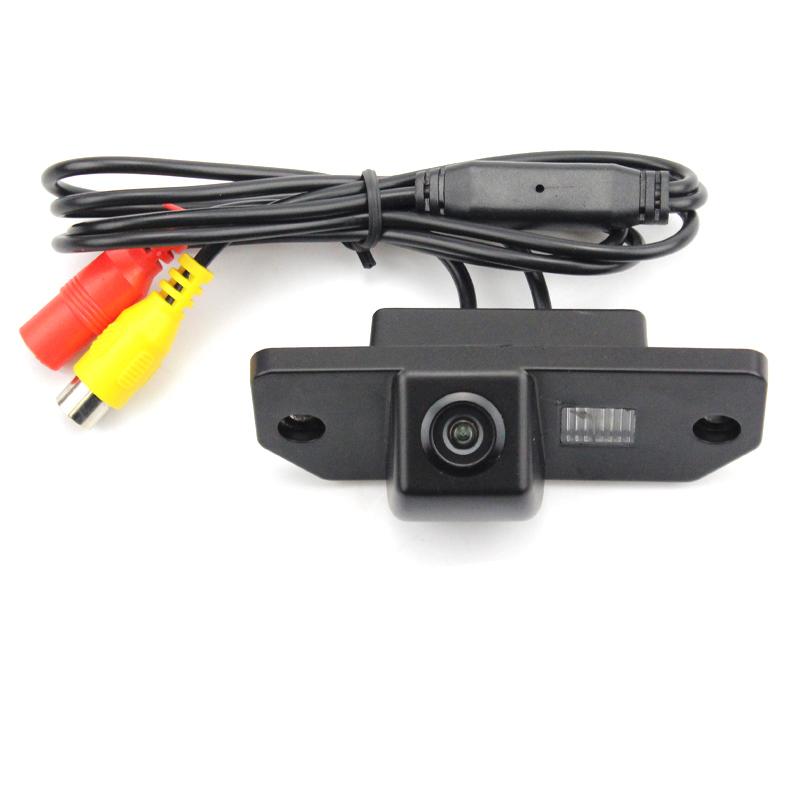Камера заднего вида Форд Мондео 3