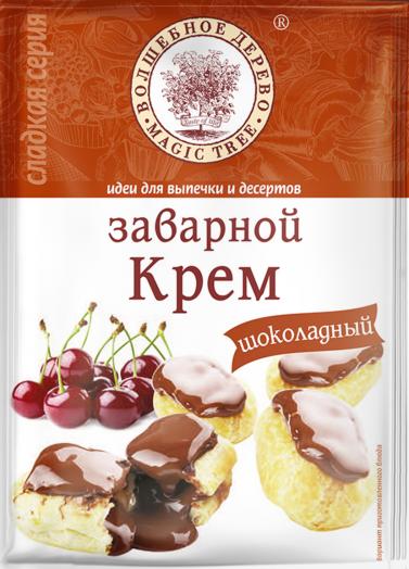 ВД Шоколадный заварной крем 120 г