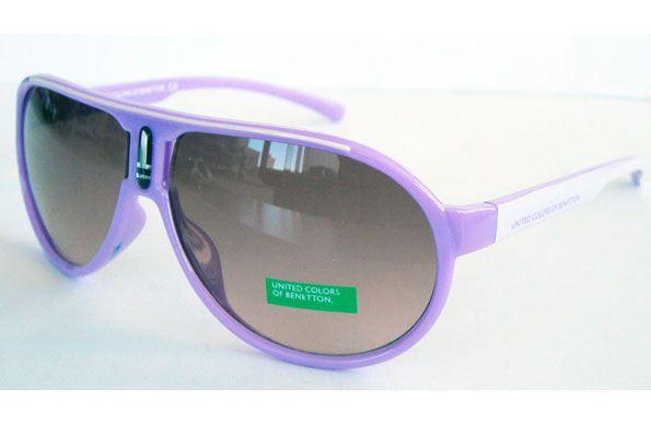 United Colors of Benetton Junior (Бенеттон джуниор) Солнцезащитные очки BB 524S R2