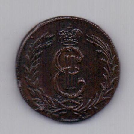 2 копейки 1771 года UNC Сибирь