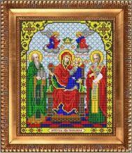 И-4089 Благовест. Пресвятая Богородица Экономисса (Домостроительница). А4 (набор 900 рублей)