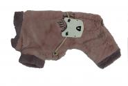 Little Bear Комбинезон для мелких пород (плюш) 3XL