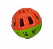 Мяч для кошек с бубенчиком Большой (7см)