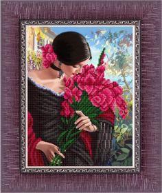 К-4049 Благовест. Прекрасные Цветы. А4 (набор 675 рублей)