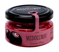 Крем-мёд Медолюбов с черной смородиной 100мл
