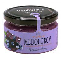 Крем-мёд Медолюбов черника с шоколадом 250мл