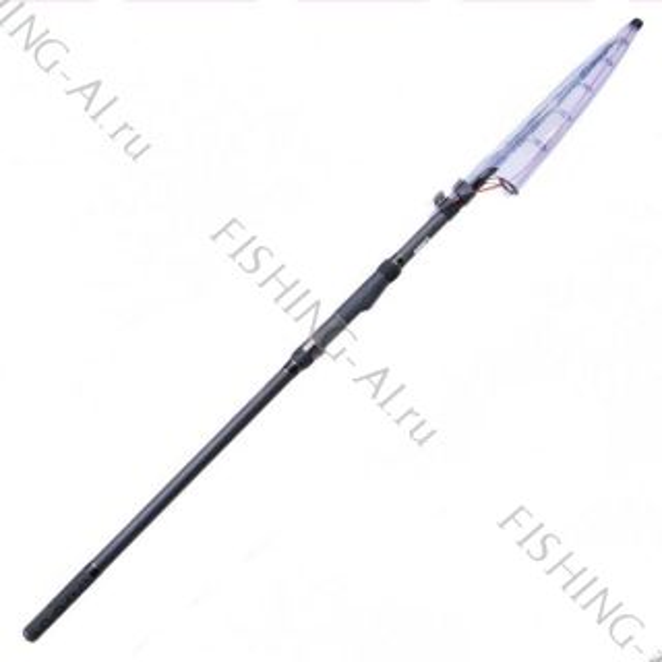 "Kaida ""Big Fish Tele Carp"" 3,30 м. тест 60-120 гр. Карповое телескопическое удилище."
