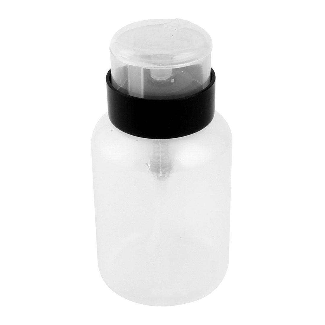 Дозатор для жидкости с пластиковой помпой 250 мл