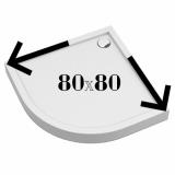 Душевая кабина 80x80