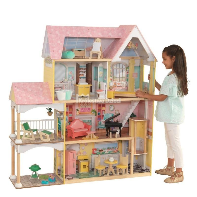 Кукольный дом Kidkraft Lola Mansion 65958