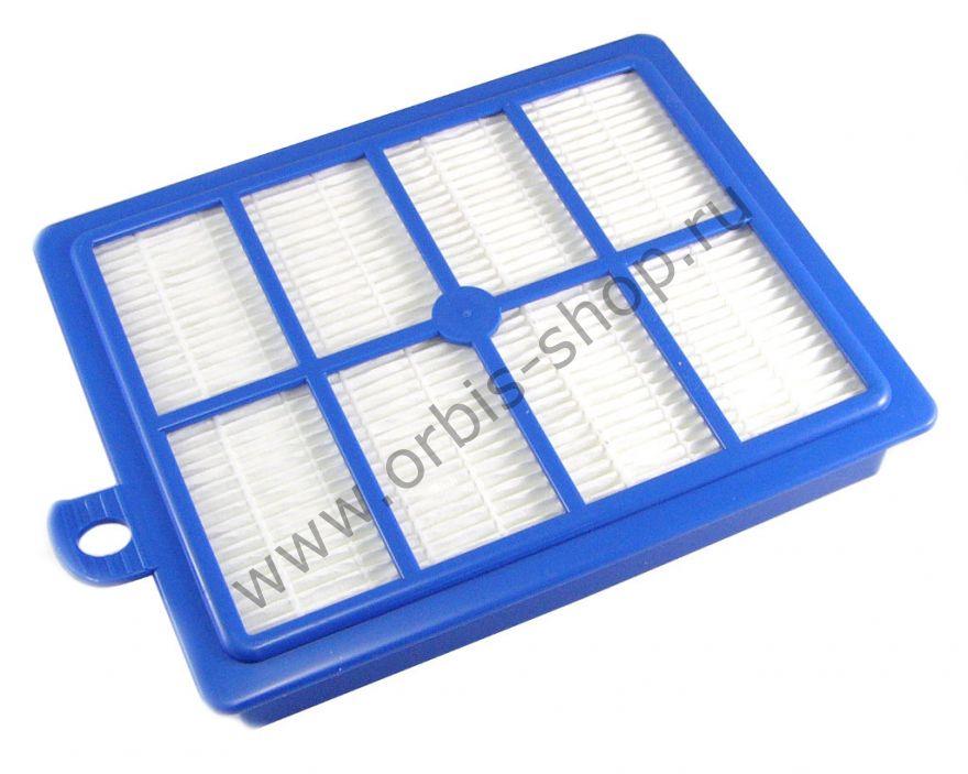 HEPA фильтр EFH12W для пылесосов Electrolux, Philips