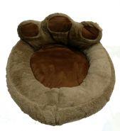 Мягкая подушка Лапа L