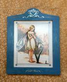 "Cross stitch pattern ""Fairy spring""."