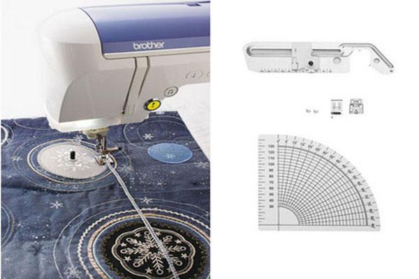 Приспособление для шитья по кругу Brother арт. CIRC1