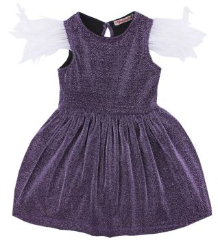 "Платье для девочки Bonito ""Festivity"" пурпурное"