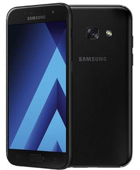 Samsung Galaxy A3 2017 (Black)