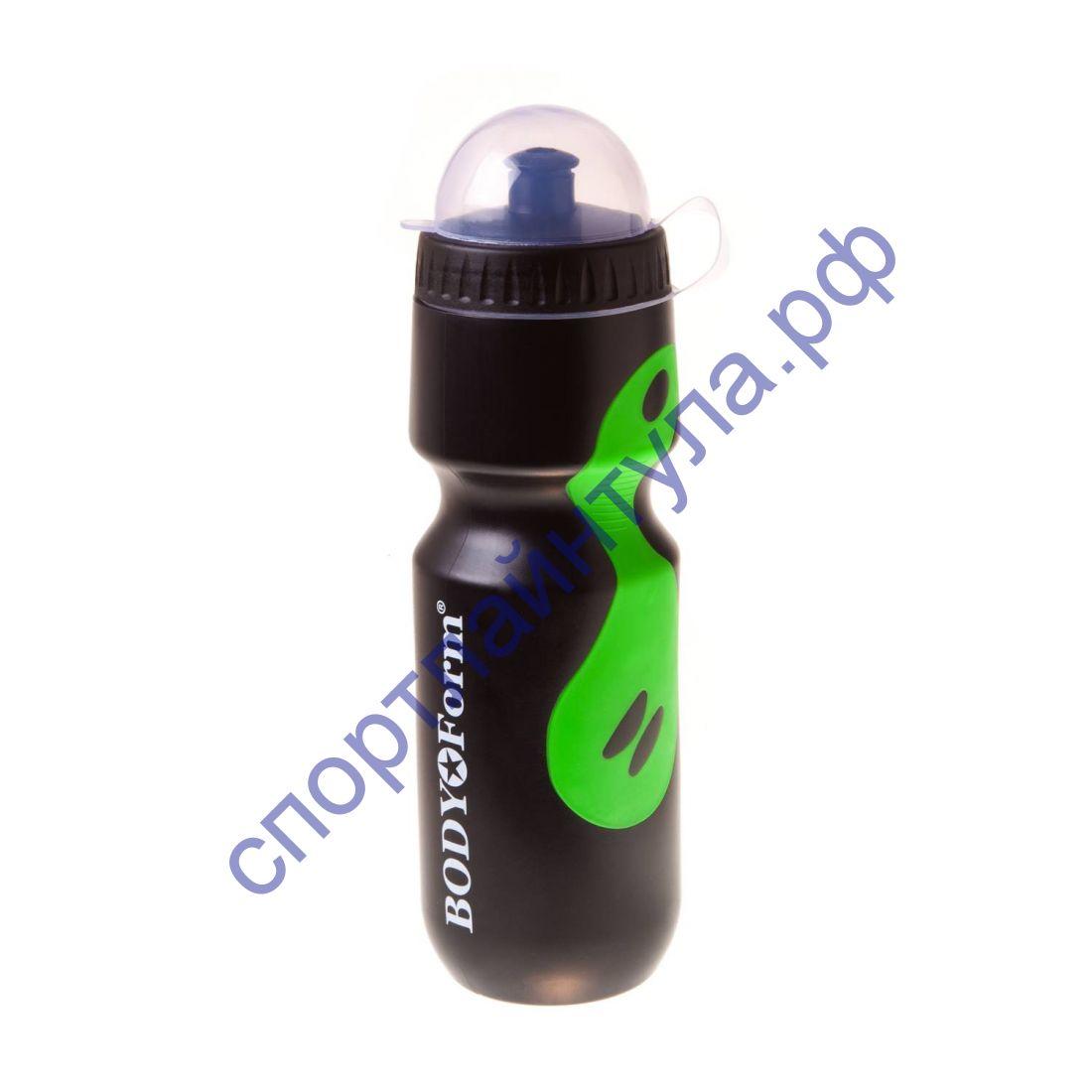 Спортивная бутылка BF-SWB02-650 черн