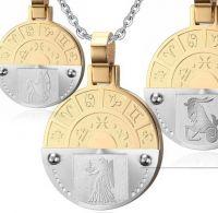 Медальон знак Зодиака