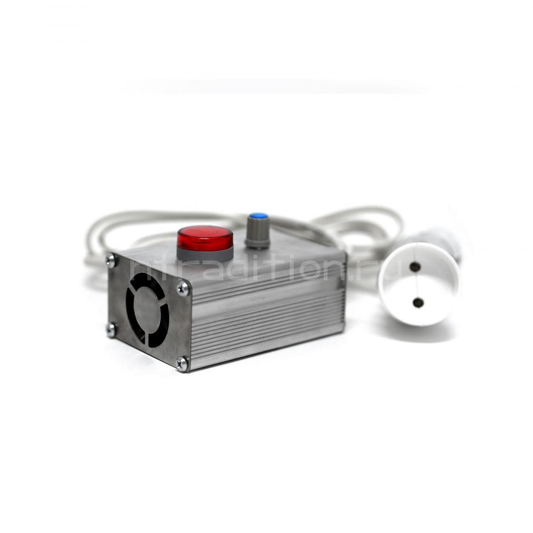 Регулятор мощности аналоговый с цифровым индикатором 0-3000 Вт