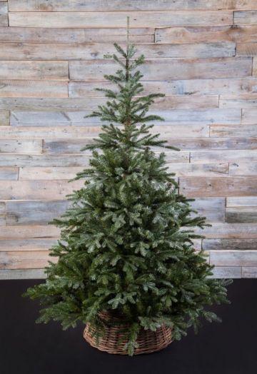 Искусственная елка Хрустальная 155 см заснеженная