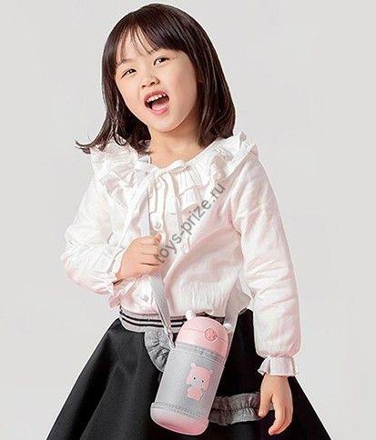 Детский термос Xiaomi mitu (Rice Rabbit)