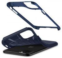 Оригинальный чехол SGP Spigen Hybrid NX для iPhone 11 Pro синий: купить недорого в Москве — выгодные цены в интернет-магазине противоударных чехлов для телефонов Айфон 11 Про — «Elite-Case.ru»