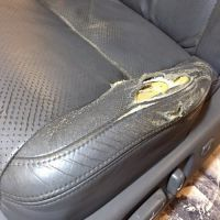 Набивка и ремонт поролона сидений авто