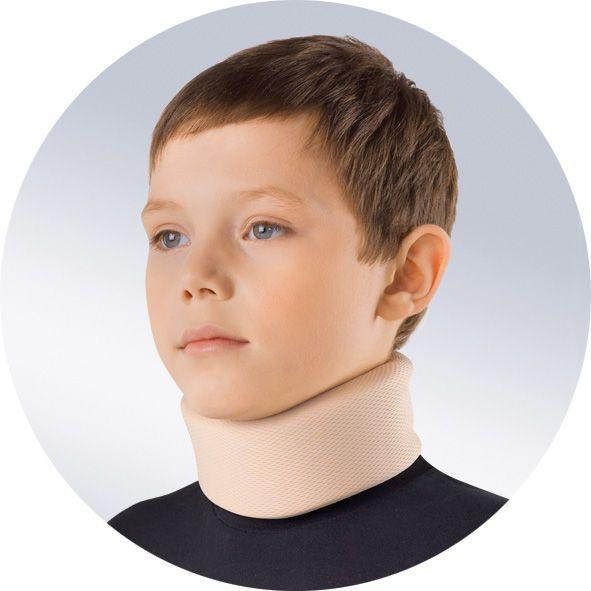 Бандаж шейный для детей (шина Шанца)