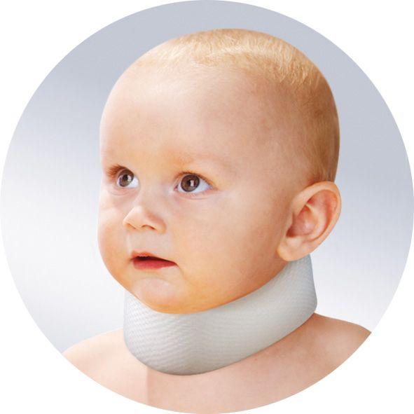 Бандаж шейный для новорожденных (шина Шанца)