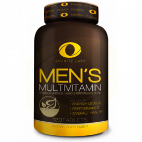 Men's Multi-Vitamin от Infinite Labs (120 таб)