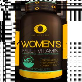 Infinite Labs Multivitamins WOMEN'S 120 таб