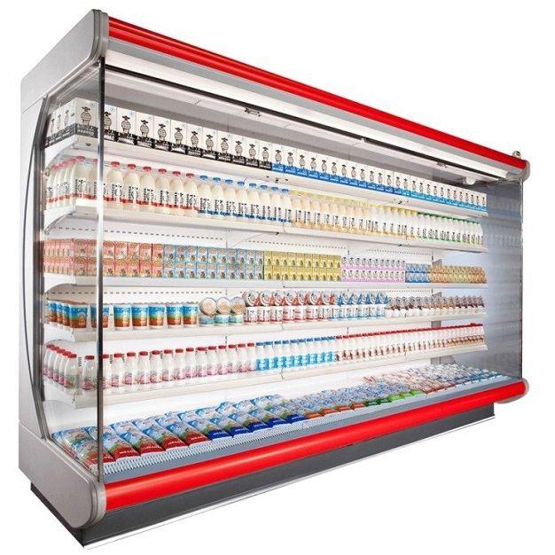 Горка холодильная Ариада Лаура ВС22H-1250