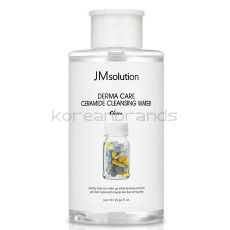 JM SOLUTION DERMA CARE CERAMIDE CLEANSING WATER