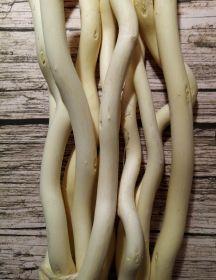 корилус (ветки орешника) ствол для топиария  цвет НАТУРАЛЬНЫЙ  длина 30 см