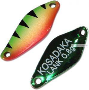 Блесна колебалка Kosadaka Trout Police Lank 0,8 гр / 22 мм / цвет: AM01