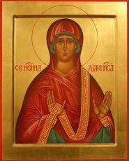Икона Нонна Назианзская (Диакониса)