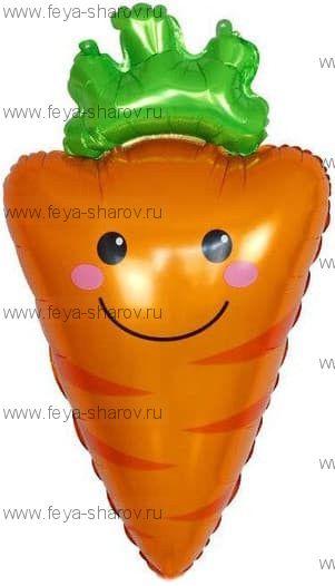 Шар Морковка 81 см