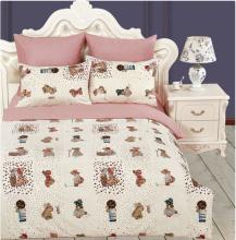 Постельное белье Сатин Mouse 1.5-спальный Арт.1223